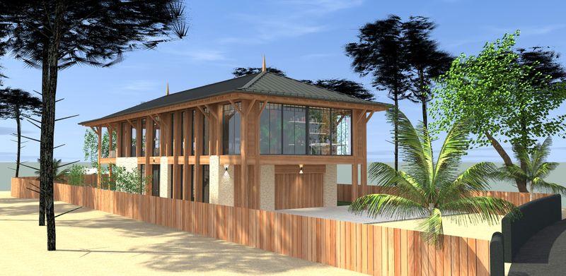 Architectes Pour Maisons D Exception Bassin D Arcachon