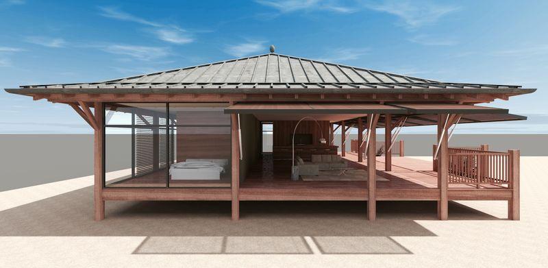 Faire Construire Une Maison Traditionnelle En Premiere Ligne Pres